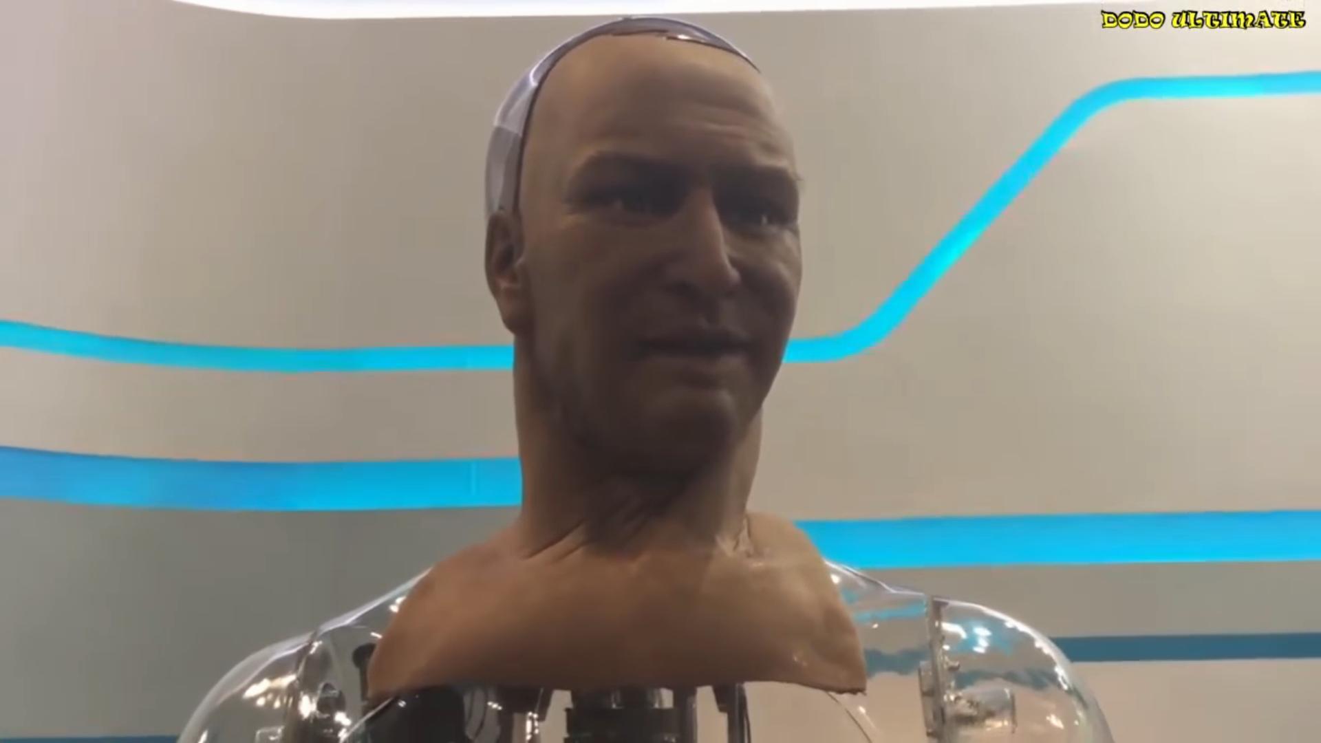 Humanoidný robot Han